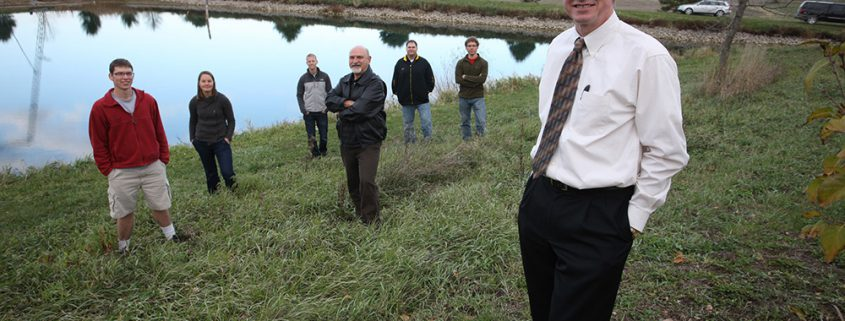 IFC Researchers for the Iowa Watershed Project