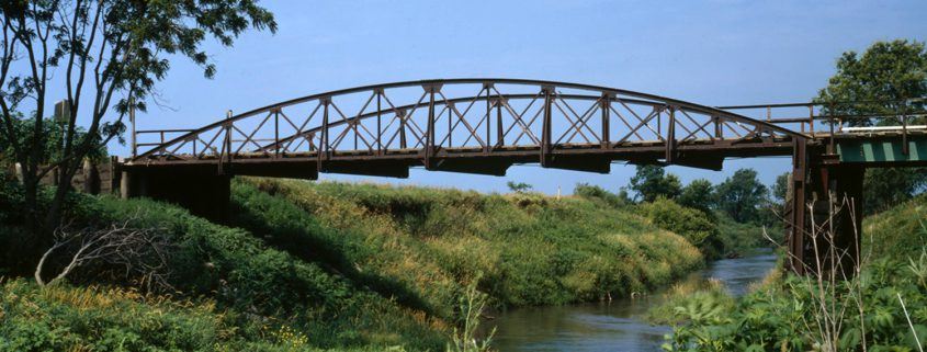 Photo of bridge in the Nishnabotna River Watershed