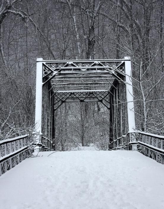 Bridge in English River