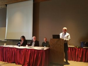 Clear Creek Experts Speak at the Iowa Water Conference 2019