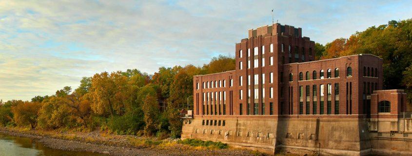 C. Maxwell Stanley Hydraulics Laboratory