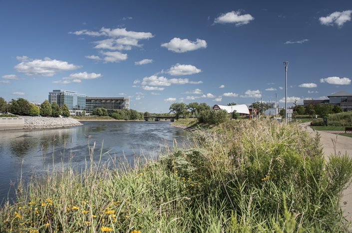 The Cedar River